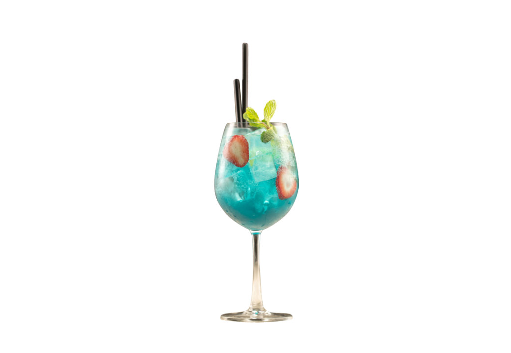 blue soul cocktail