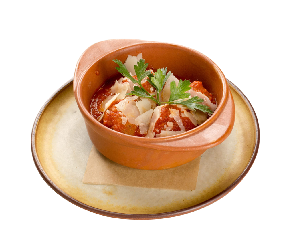 meatballstender new - iO Osteria Bangkok - Best Italian Restaurant Bangkok