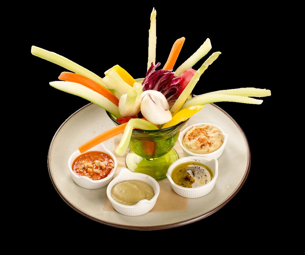 Pinzimonio- iO Osteria Bangkok - Best Italian Restaurant Bangkok